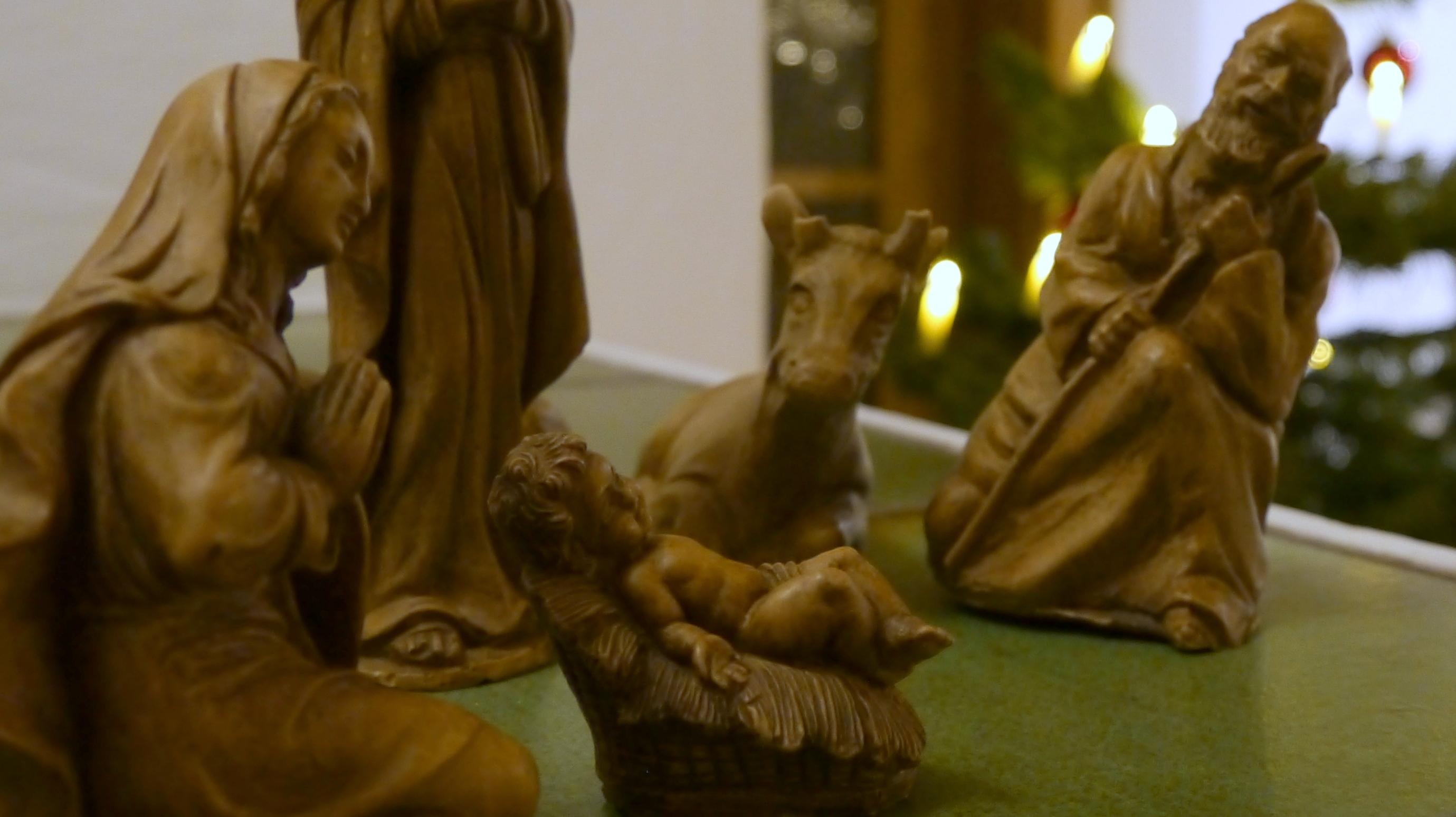 kleineKraft | Weihnachtspredigt 2015 – Gott redet zu uns durch ...